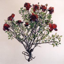Rose Sculpture