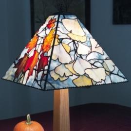 Autumn Lamp