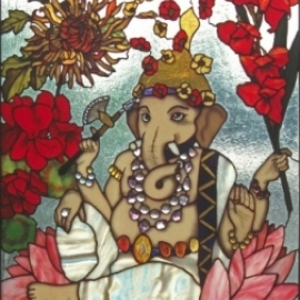 Ganesha with Children