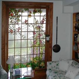 Maureen's Garden installed